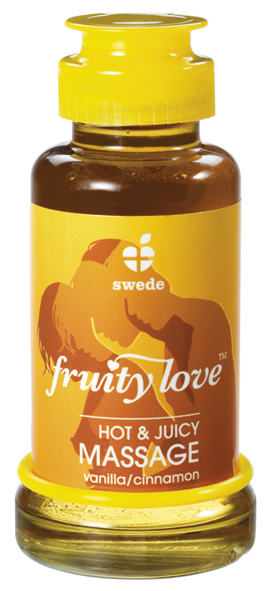 Fruity Love Masage Lotion Vanilla 100ml