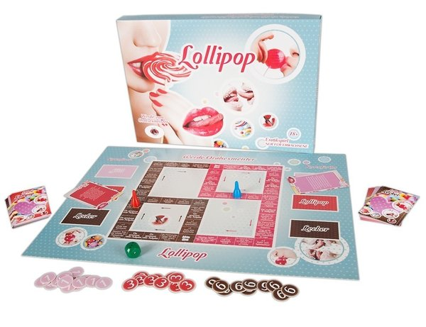 Brettspiel Lollipop